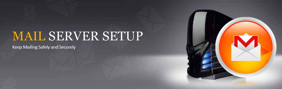 Mail server setup